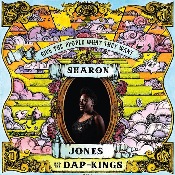 Mejora la salud de Sharon Jones. Fecha para el nuevo álbum con The Dap-Kings