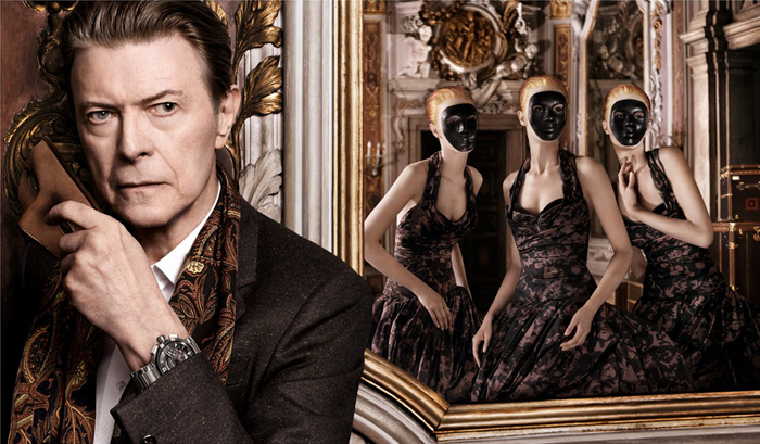 David Bowie protagoniza la última campaña de Louis Vuitton, L'Invitation au Voyage