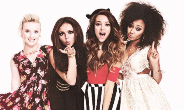 Move y Boy, dos nuevos temas de la girlband del momento, Little Mix