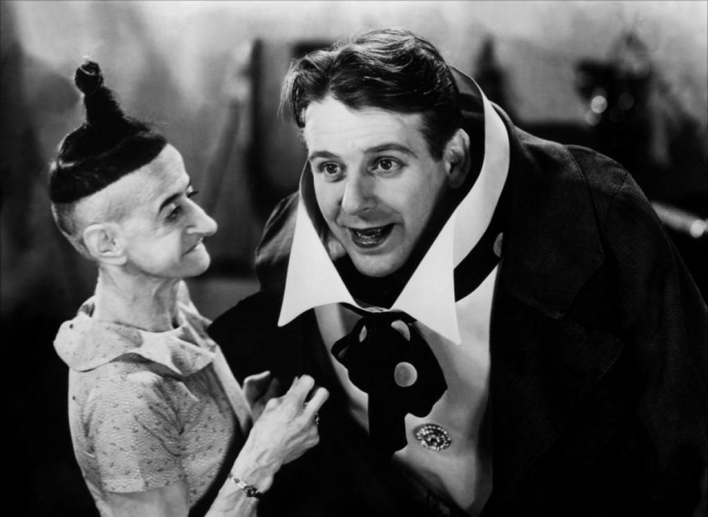 1932-Freaks - La parada de los monstruos (Wallace Ford)-discapacitado