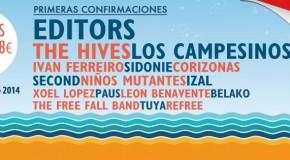 Editors y Xoel López se suman al cartel del Low festival