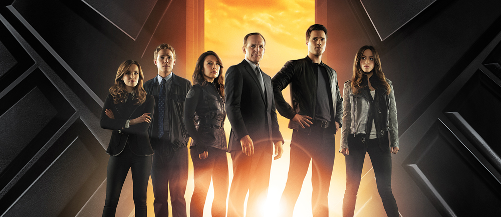 Marvel's agents of SHIELD: deleite friki