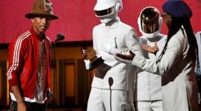 Daft Punk y Macklemore & Ryan Lewis, ganadores de la 56 edición de los Grammy