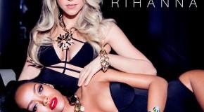 Shakira y Rihanna, la extraña y solvente pareja. Escucha Can't Remember To Forget You