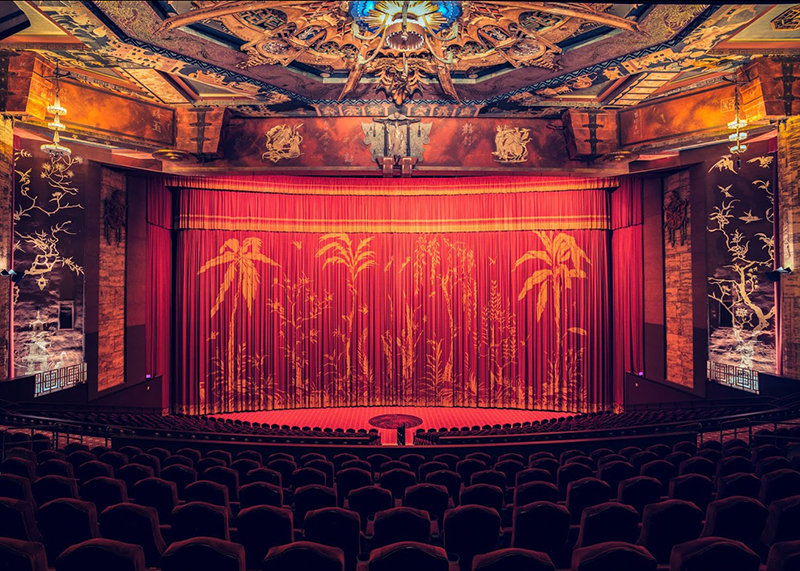 TCL Chinese Theatre I, Hollywood, California, 2014 - © Franck Bohbot