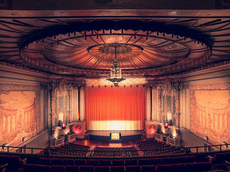 The Castro Theatre, San Francisco, 2014 - © Franck Bohbot