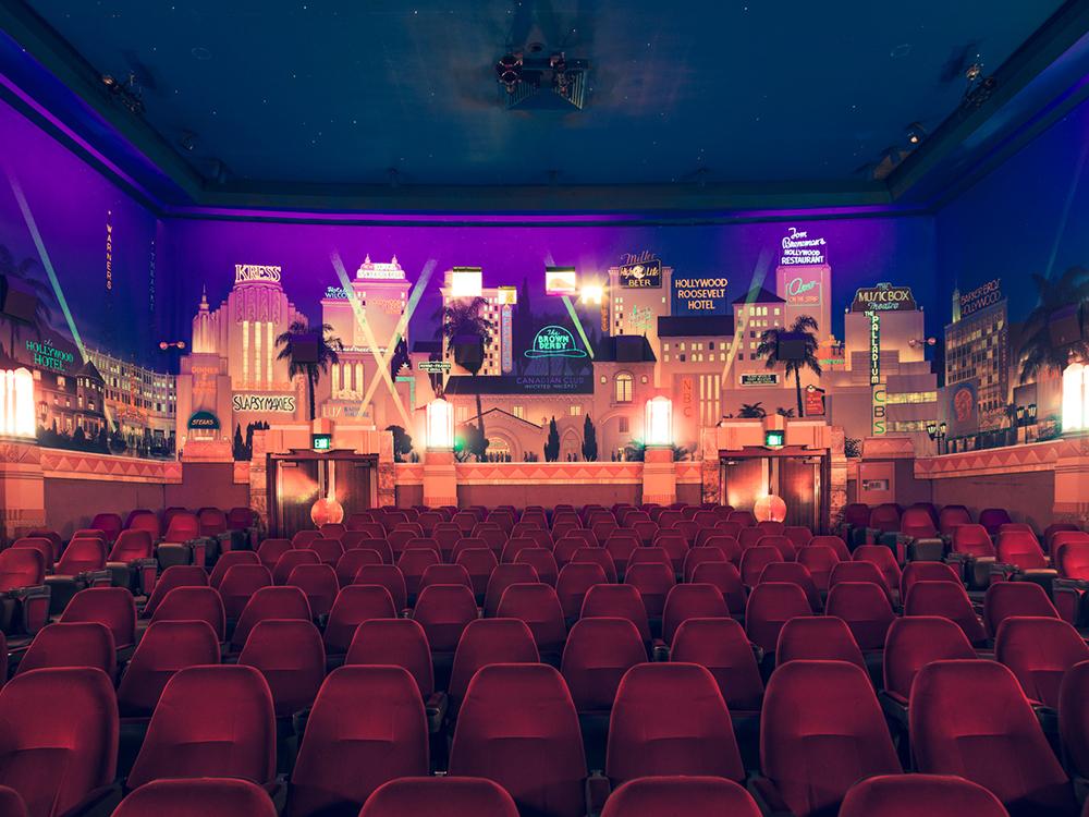 The Crest Westwood II, Los Angeles 2014 franck-bohbot
