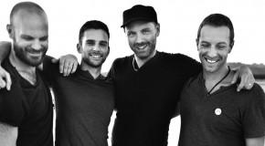 Regreso por sorpresa de Coldplay. Escucha Midnight