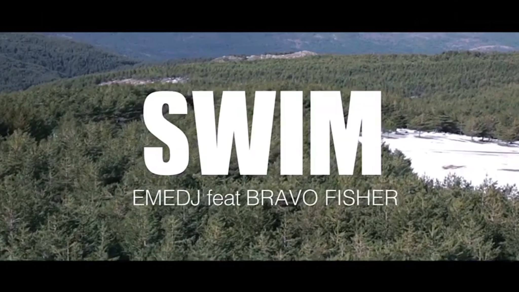 EME DJ estrena el videoclip de Swim, su tema junto a Bravo Fisher