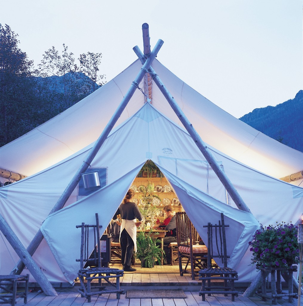 glamping-acampar-con-glamour-Clayoquot Wilderness Resort (Vancouver Island)