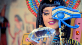 Nueva ración de referencias Illuminati en el video de Dark Horse de Katy Perry