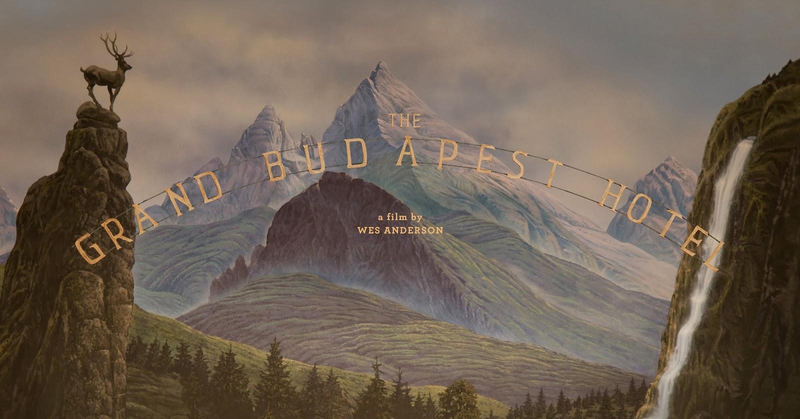 [Trailer] Presentación del reparto de El gran hotel Budapest de Wes Anderson