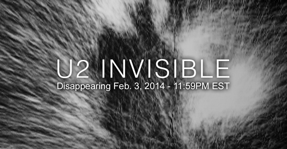 U2 recauda con Invisible más de 3 millones de dólares en la lucha contra el sida