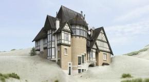 Filip Dujardin, arquitectura quimérica