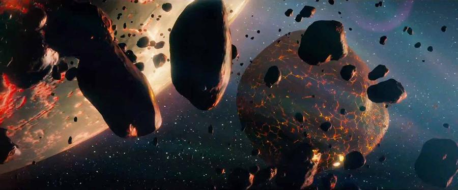 [series] Cosmos: A Spacetime Odissey – Usted es cósmico
