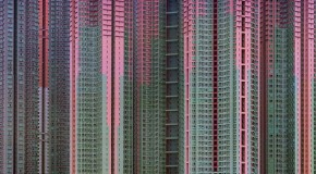 Michael Wolf: claustrofobia arquitectónica en Hong Kong