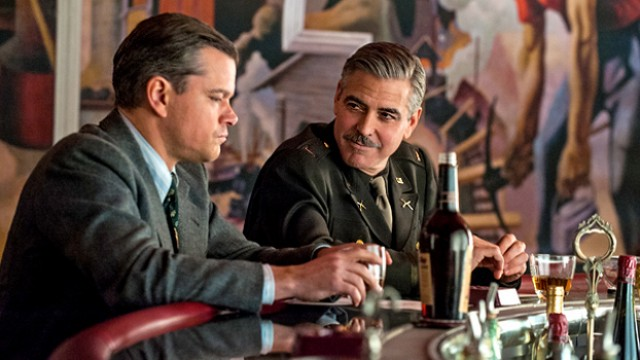 monuments-men-george-clooney-matt-damon-critica-reseña