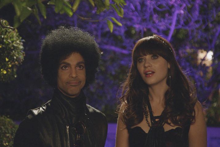 FALLINLOVE2NITE, la extraña y acertadísima colaboración de Prince y Zooey Deschanel