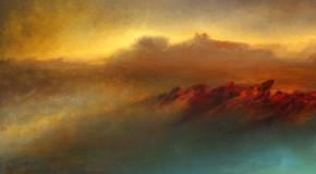 [Pintura] Samantha Keely Smith, la dualidad entre lo físico y lo espiritual