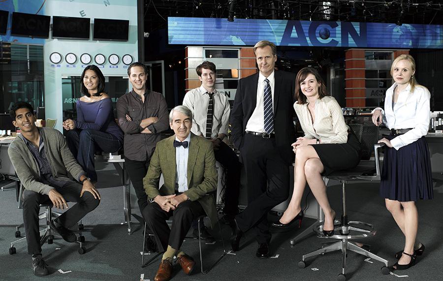 The Newsroom: la serie que quiso y no pudo