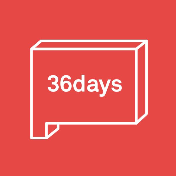 36 days of type Rafa Goicoechea Nina Sans