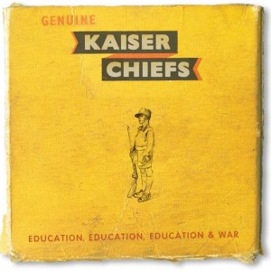 Kaiser Chiefs – Education, Education, Education & War: Bajo el síndrome de Peter Pan