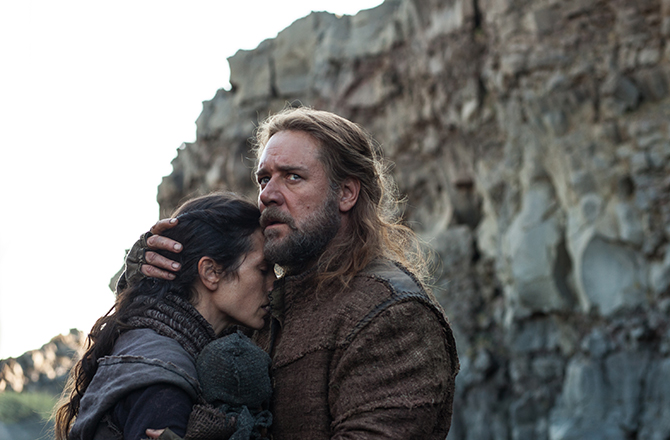 Critica Noe Aronofsky ridiculo o genial discurso filosofico russell crowe jennifer connelly