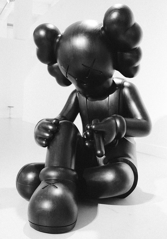 Final Days Kaws CAC Málaga