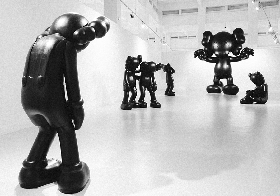 Final Days Kaws CAC Málaga 5