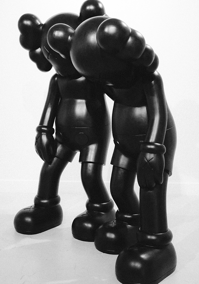 Final Days Kaws CAC Málaga 6