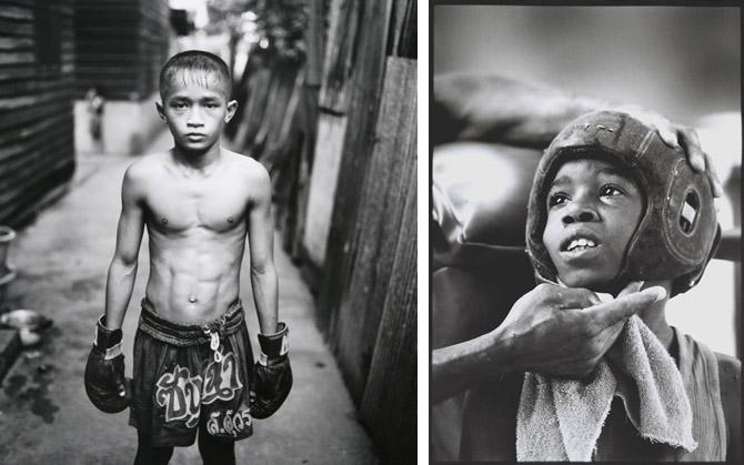 Fotografía deporte Walter Iooss cuba tailandia