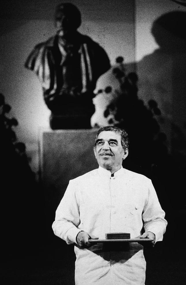 Gabriel Garcia Marquez Wins Nobel Prize