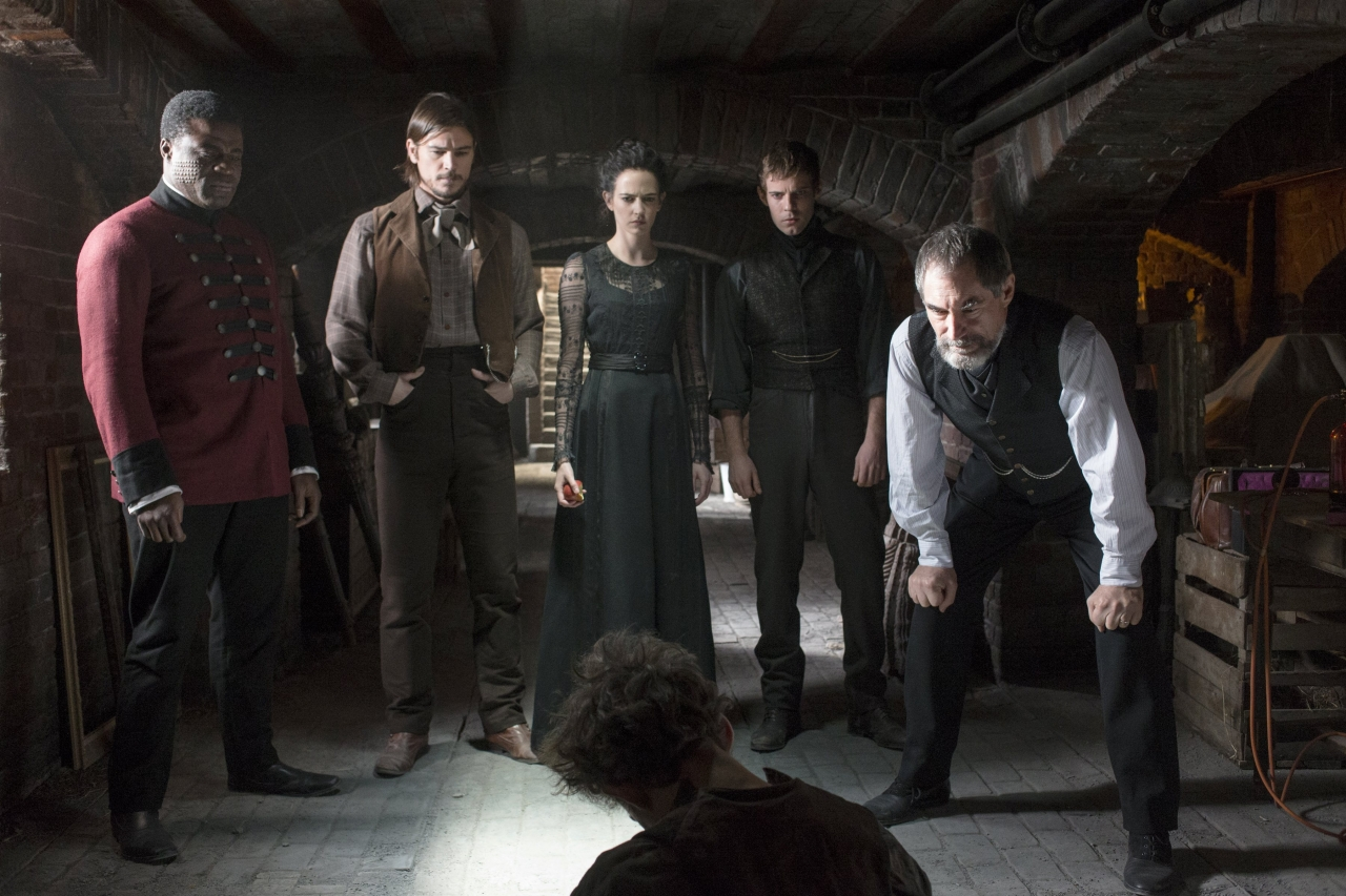 Penny Dreadful series trailer Sam Mendes Juan Antonio Bayona