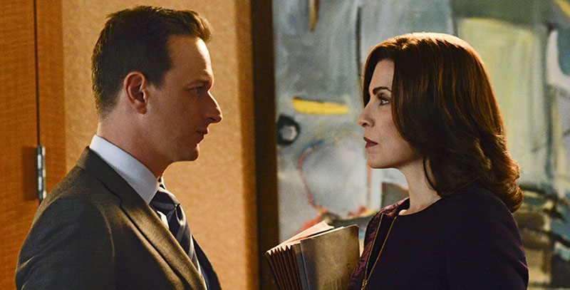 The Good Wife, una serie no apta para marujas