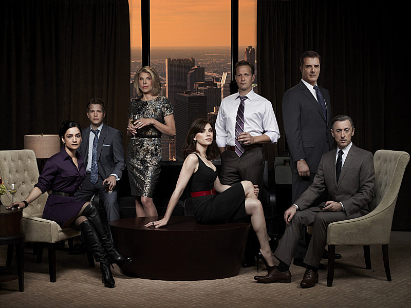 critica the good wife reparto julianna margulies