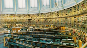 Candida Höfer y sus bibliotecas de ensueño