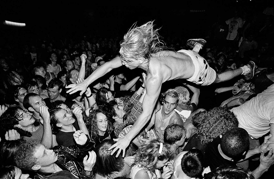 grunge nirvana rock and roll hall of fame aniversario
