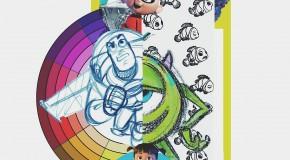 25 años de Pixar en una sola exposición (Caixaforum)