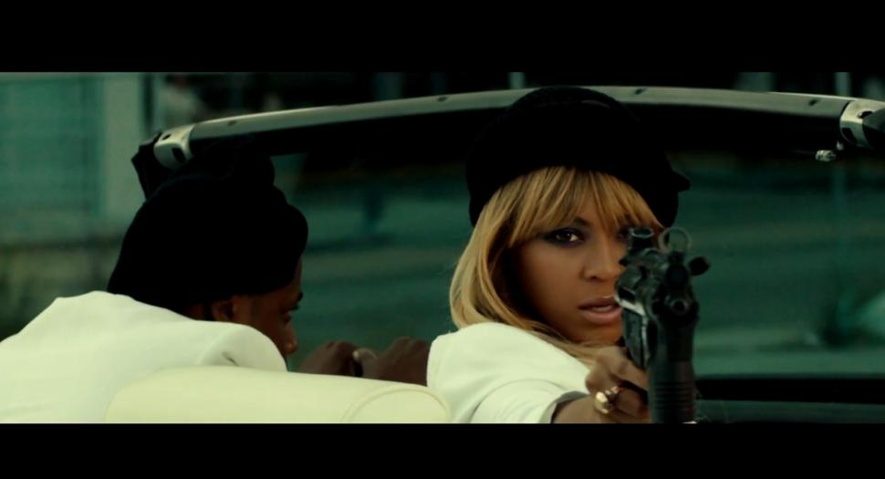 Trailer para RUN, un hipotético proyecto cinematográfico de Beyoncé y Jay-Z
