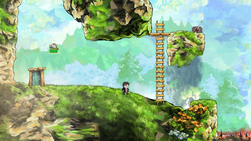 Braid videojuego indie