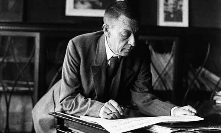 Classical-B: El origen de la simetría,Sergei Rachmaninoff vs. Muse