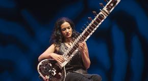 El sitar de Anoushka Shankar, world music y sonidos de la India