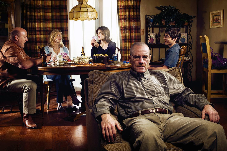 Familias a las que no querrías pertenecer -breaking-bad