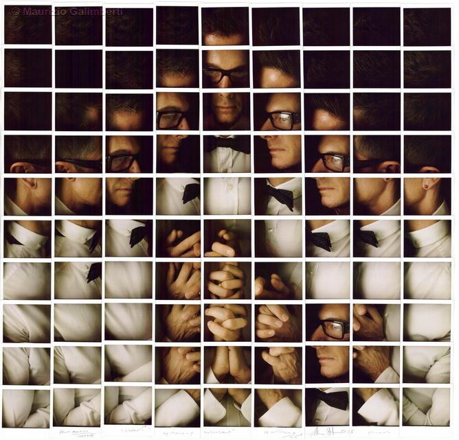 Fotografía - Maurizio Galimberti - Mosaicos polaroid 3