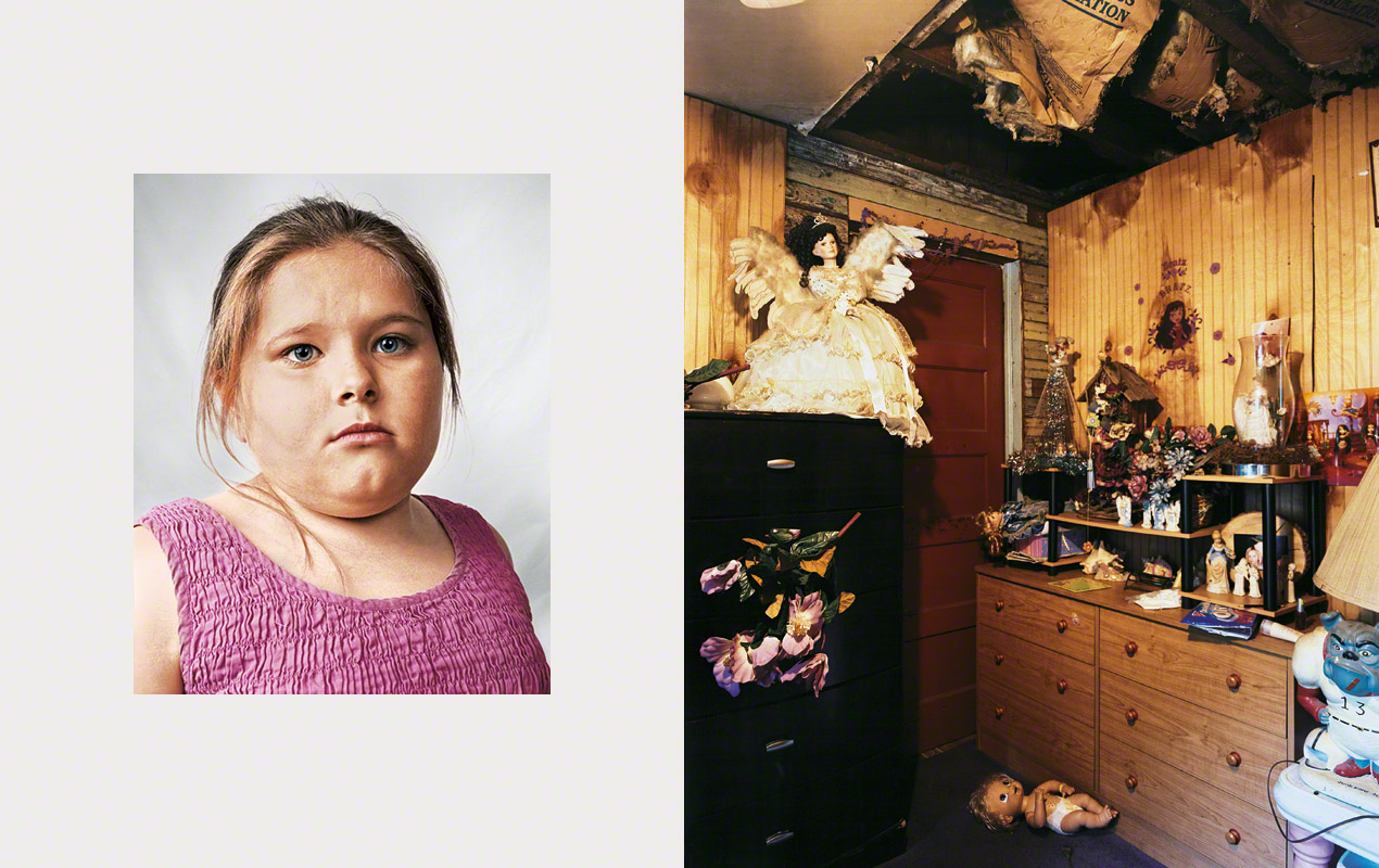 Fotografía, Where children sleep, Alyssa, 8, Kentucky, USA