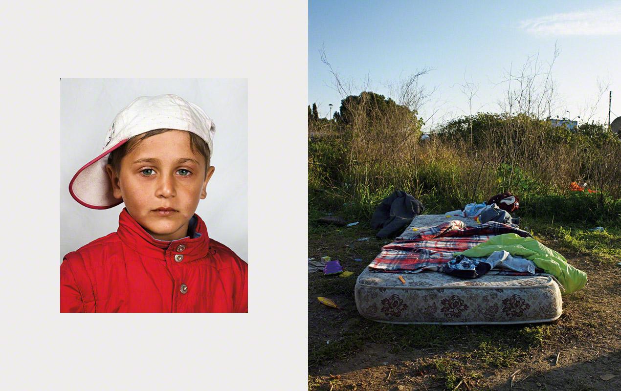 Fotografía, Where children sleep, Anonymous, 4, Rome, Italy
