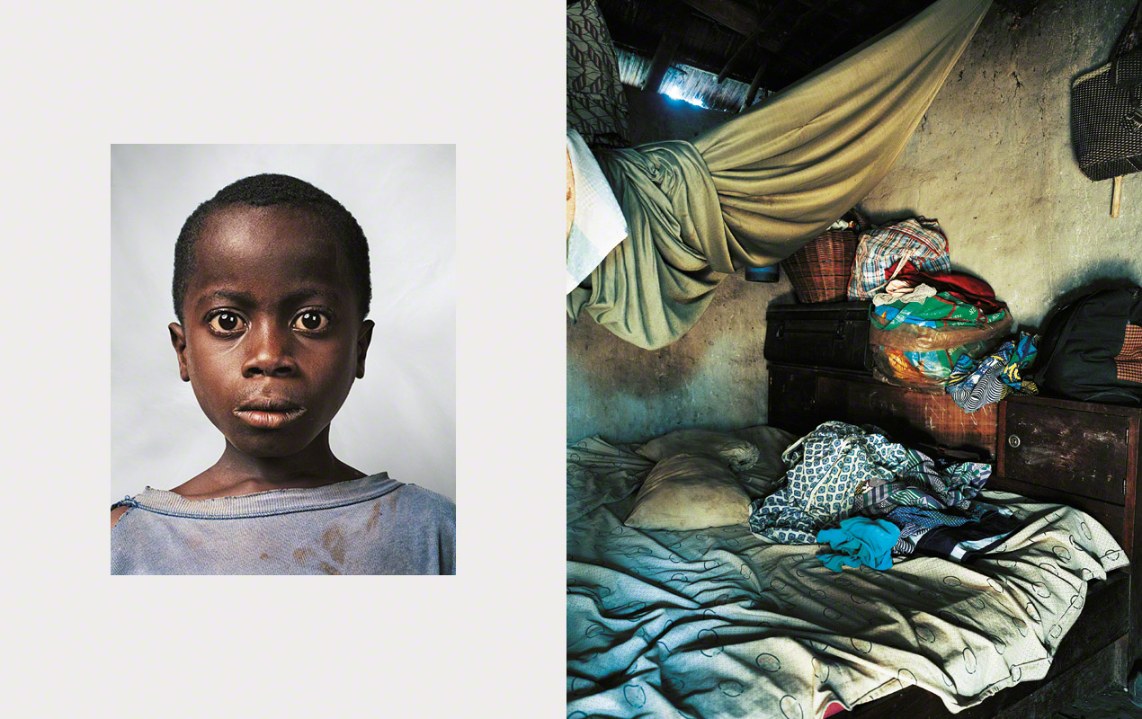 Fotografía, Where children sleep, Anonymous, 9, Ivory Coast