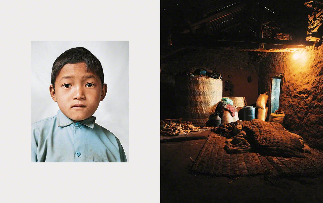 Fotografía, Where children sleep, Bikram, 9, Melamchi, Nepal