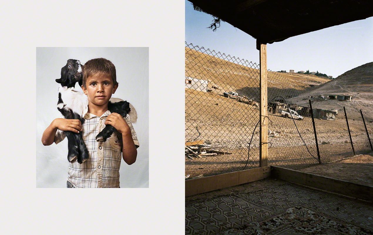 Fotografía, Where children sleep, Bilal, 6, Wadi Abu Hindi, The West Bank