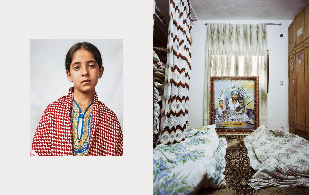Fotografía, Where children sleep, Douha, 10, Hebron, West Bank